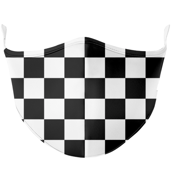 Checkers Protection Mask