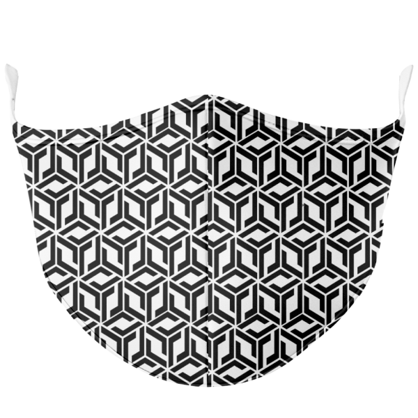 Cubes Protection Mask