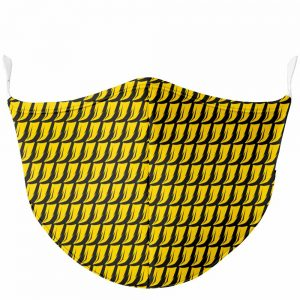 Yellow-Black-Protection-Mask